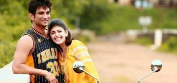 Sanjana Sanghi Thanked Her Fans For Their Love On 2-Months Of Sushant's Dil Bechara