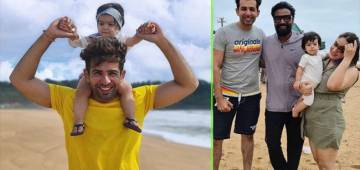 Mahhi & Jay Ran Into Remo & His Wife On Their Goa Vacay With Little Goofball, Tara
