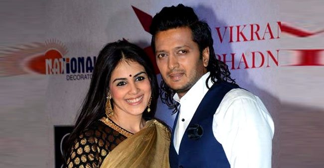 Throwback to the time while Riteish Deshmukh's break up prank with Genelia D'Souza went wrong