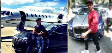 Rolls Royce to a classic Mustang: Swanky cars owned by Hrithik Roshan that spell luxury