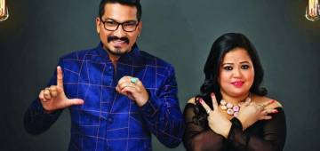 Bharti Singh & Haarsh Are Set To Welcome Their First Baby In 2021; Shares Comedian