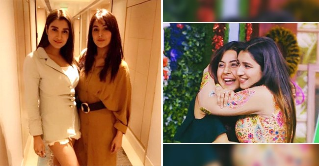 'Shefnaaz' Begins To Trend On Twitter As Soon As BB13's Shehnaaz Posts A Pic With Shefali Bagga