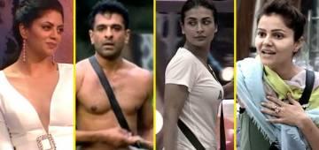BB14 Oct 28 Highlights: Kavita Calls Rubina 'Kaleshi, Jasmin-Rahul Argue; Eijaz & Pavitra Get Romantic