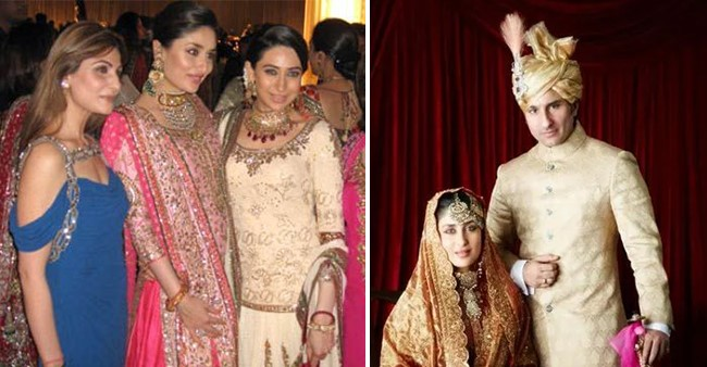 Revisit Bebo & Saif's Wedding Ceremony With These Beautiful Pics; Have A Look