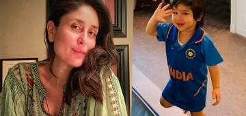 Bebo About Taimur's Habit Of Imitating Her: He Keeps On Asking All The Time, 'Ghee Daala, Amma'