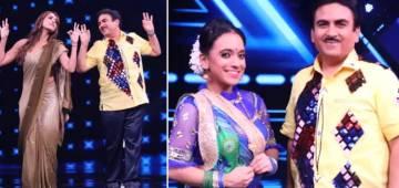 India's Best Dancer: TMKOC Celebrates 3000 Episodes; Jethalal Shakes A Leg With Dayaben