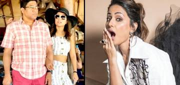 Hina Khan Gets Shocked As Her Dad Freezed Her Debit/Credit Cards; Says 'You'd Be Saving Money'