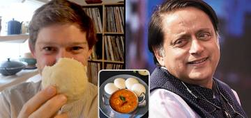 Netizens Including Shashi Tharoor Grill UK Professor For Calling 'Idli' Boring