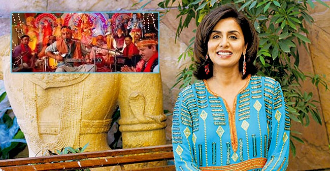 Ranbir's Mom Neetu Wishes Her Fans On Navratri With 'Sherawali Bhajan' From Son's Movie