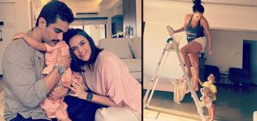 Interesting Facts About Neha Dhupia & Angad Bedi's Mumbai Apartment