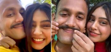 Niti Taylor Paints Instagram Red As She Posts A Mushy Clip With Hubby Parikshit Bawa