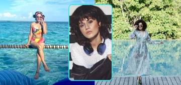 Taapsee Enjoys Maldives Vacay With Sisters; Her Pics Are Pure Bliss