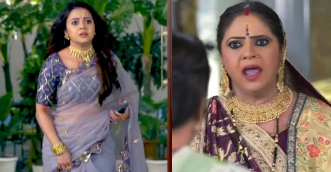 SNS Fame Rupal Aka Kokilaben Recreates Her Own 'Rasode Mein Kaun Tha' Scene For The Second Season