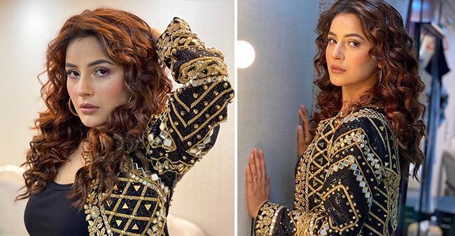 BB13's Shehnaz Shares Fresh Pics From New Show 'Shandaar Ravivaar'; Captions 'Punjab Di Sardarni'