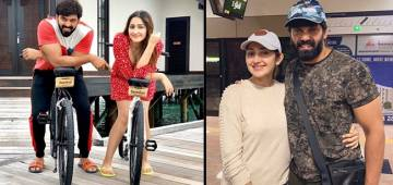 Proofs That Will Make You Believe Arya & Sayyeshaa As South's Fittest Pair