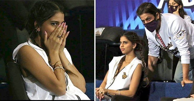 Suhana Khan's Reactions While Watching KKR Match Attracts Netizens