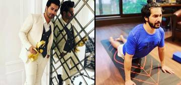 Varun Dhawan Has A Modern Home With Hints Of Eclectic Luxury; Have A Look