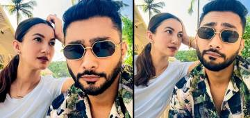 Gauahar & Zaid Darbar Are Chilling In Goa; Supposed Beau Shares Adorable Pics