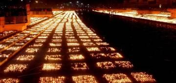 Ayodhya sets another Guinness World Record: Lights up more than 6 lakh diyas on Deepotsav