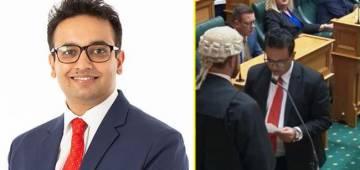 Indian-origin New Zealand MP Dr. Gaurav Sharma takes oath in Sanskrit; Watch video