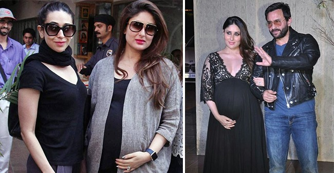 Take A Look At The Changes In Mom-To-Be Bebo's Style Quotient From Her First Pregnancy Days