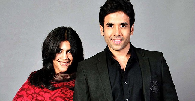 Ekta Kapoor Surprises Bro Tusshar On His Birthday By Sharing An Unseen Video, Pens 'To Know U Is To Love U'
