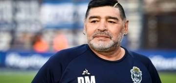 Football legend Diego Maradona passed away at the age of 60
