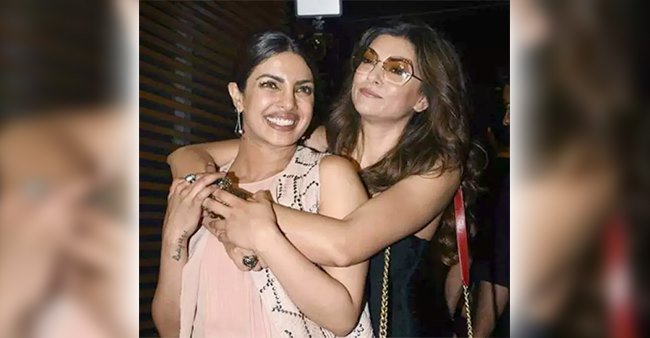 Throwback Video Of PeeCee Having Her Fangirl Moment With Sushmita Sen Hits The Web