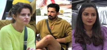 BB14 Watch Tomorrow: Spat between Rubina-Jasmin gets bigger, Abhinav says he is 'done with it'