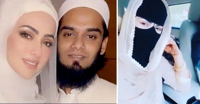 New 'Jodi' Sana Khan & Mufti Anas Are Happy Together; Enjoy Video Giving A Sneak Peek Into Their Romantic Drive