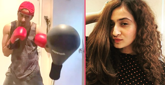 Shaheer Sheikh Gives Major Fitness Goals; Supposed GF Ruchikaa Kapoor Roots For Him