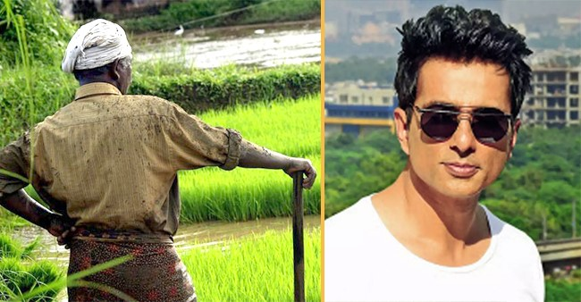 Sonu Sood Supports Farmers Amidst Their Ongoing Protest In North India; Calls Farmers His God