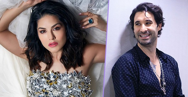 Daniel Weber Shared Delightful Pics With Sunny & Wondered About His Prettiness