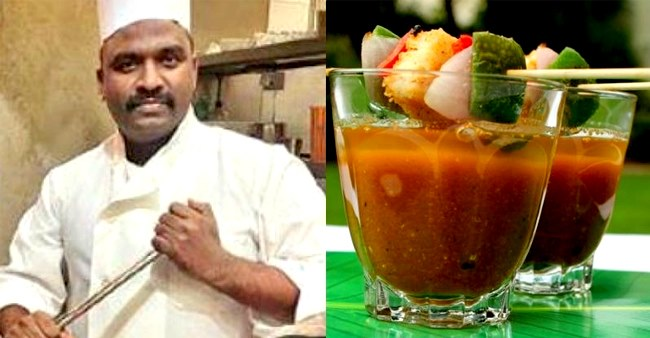 Tamil Chef uses Rasam as an immunity booster and now USA can't get enough of it