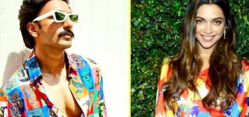 Every time fans thought Ranveer fashioned Deepika's clothes and accessories