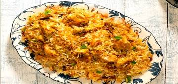 Good News for Biryani lovers as it becomes the most ordered food in 2020