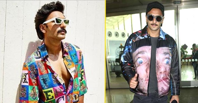 Have A Look At Some Of Costly Clothes Owned By 'The Gully Boy' Star Ranveer