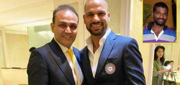 Shikhar Dhawan's Current & Ex-Teammates Wish Him On Birthday; Sehwag Says 'Khub Run Banao Sasural Mein'