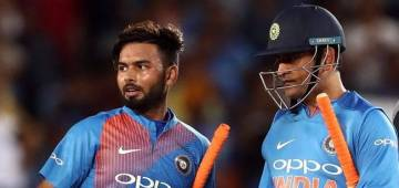 Rishabh Pant Breaks MS Dhoni's Record In The On-Going Australia Tour