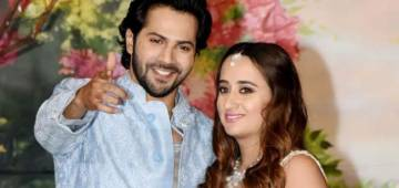 Varun Dhawan and Natasha Dalal Fuel Rumours Of Getting Hitched On This Sunday