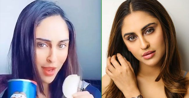 Krystle D'Souza Updates Her Fans About Her Relationship Status; Shares Pictures