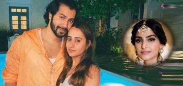Bound By Work Commitments Sonam Kapoor To Not Attend Varun Dhawan & Natasha Dalal's Wedding