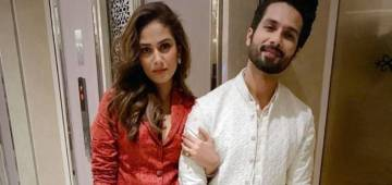Mira Rajput talks about parenthood with Shahid Kapoor and how partner's support is important