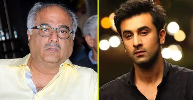 Boney Kapoor Excited To Work With Ranbir Kapoor In Luv Ranjan's Next; Calls Him 'Terrific Actor'