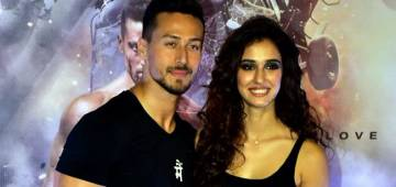 Disha Patani Dances To The Tunes Of Tiger's New Music Video Casanova; Actor Shares Video