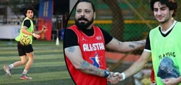 Saif's Son Ibrahim Is Now A Part Of Abhishek, Ranbir & Aditya's All Stars Football Club