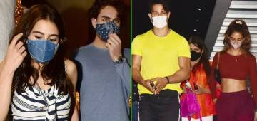 From Sara-Ibrahim To Disha-Krishna: Check Out List Of Celebs That Love To Hang Out Together