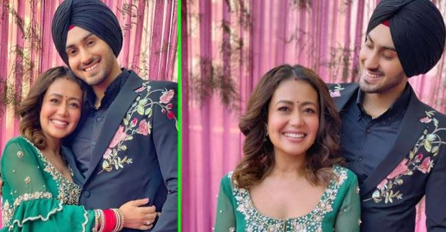 Neha Kakkar & Rohan Wish Fans 'Happy Lohri'; Pens 'Aaj Hai NehuPreet Ki First Lohri'
