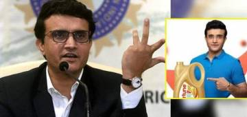 The social buzz behind Fortune rice bran oil and BCCI Chief