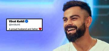 Virat Kohli's sweet gesture for his new born baby girl left netizens awestruck, have a look